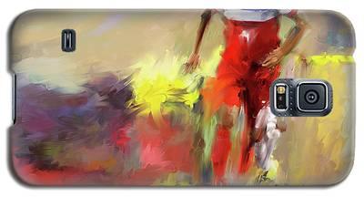 Landon Donovan Galaxy S5 Cases