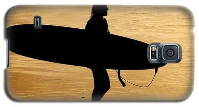 Last Wave Galaxy S5 Case