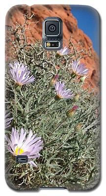 Lavender Drops Galaxy S5 Case