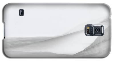 Layers Of Snow Galaxy S5 Case