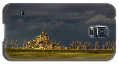 Le Mont Saint-michel Galaxy S5 Case