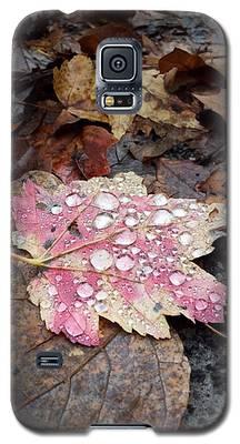 Leaf Bling Galaxy S5 Case