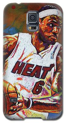 Lebron James Galaxy S5 Cases