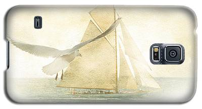 Let Your Spirit Soar Galaxy S5 Case