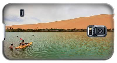 Libyan Oasis Galaxy S5 Case