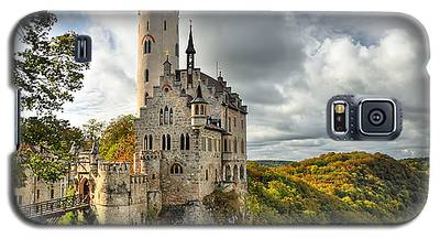 Lichtenstein Castle Galaxy S5 Case