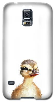 Duck Galaxy S5 Cases