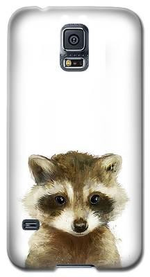 Raccoon Galaxy S5 Cases