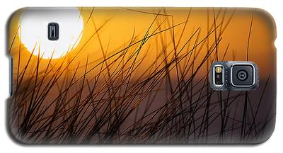 Llangennith Sun Galaxy S5 Case