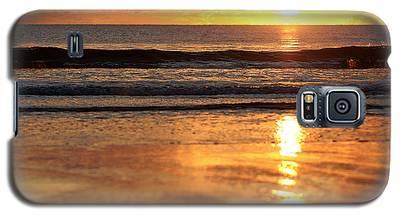 Llangennith Sundown Galaxy S5 Case