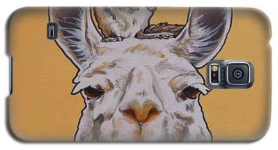 Llois The Llama Galaxy S5 Case