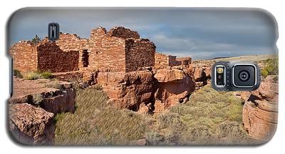 Lomaki Pueblo Ruins Galaxy S5 Case