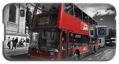 London Bus Galaxy S5 Case