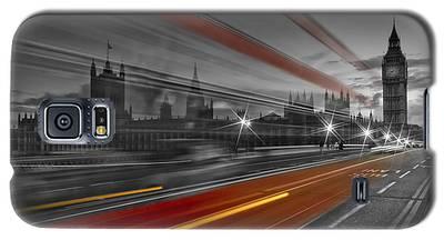 London Galaxy S5 Cases