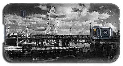 London S Skyline Galaxy S5 Case