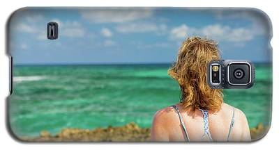 Looking Out Galaxy S5 Case
