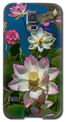Lotus Pool Galaxy S5 Case