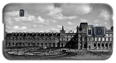 Louvre Museum Galaxy S5 Case