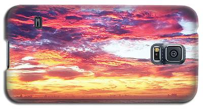 Love Is Real Galaxy S5 Case