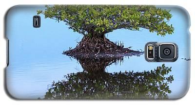 Mangrove Reflection Galaxy S5 Case