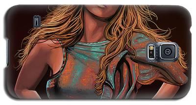 Mariah Carey Galaxy S5 Cases