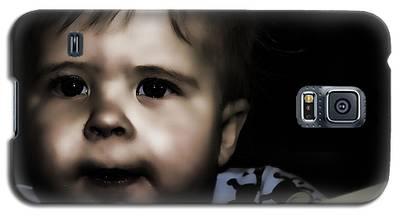 Mark In The Dark Galaxy S5 Case