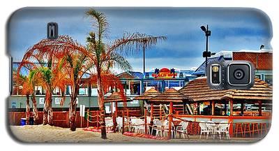Martells On The Beach - Jersey Shore Galaxy S5 Case