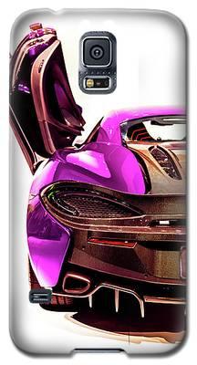 Mclaren Galaxy S5 Case