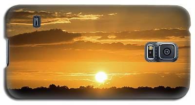 Mexico Sunset Galaxy S5 Case