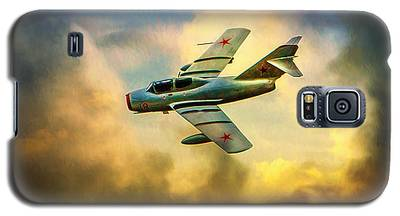 Mikoyan-gurevich Mig-15uti Galaxy S5 Case