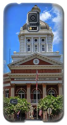 Morgan County Court House Galaxy S5 Case