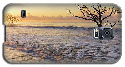 Morning Glow At Botany Bay Beach Galaxy S5 Case