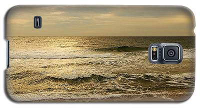 Morning On The Beach - Jersey Shore Galaxy S5 Case