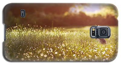 Morning Rabbit Galaxy S5 Case