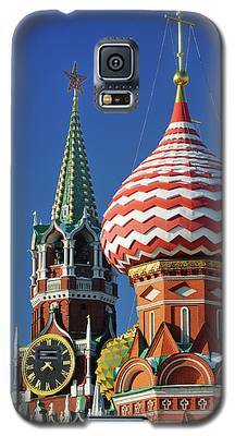 Moscow Galaxy S5 Cases