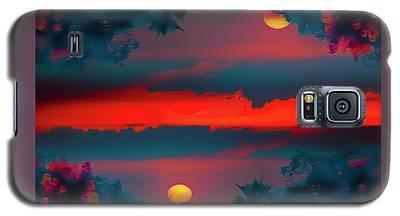 My First Sunset- Galaxy S5 Case