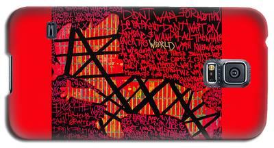 My Life Galaxy S5 Case