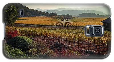 Napa Valley California Galaxy S5 Case