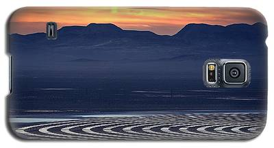 Nay For Fossil Fuel. Yea For Renewable Energy Galaxy S5 Case