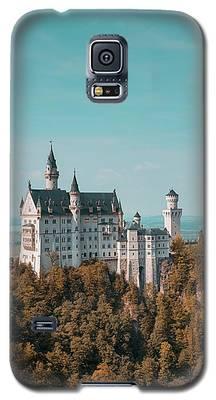 Neuschwanstein Castle Galaxy S5 Case