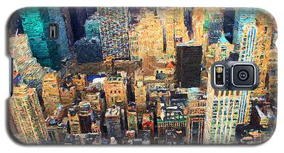 New York, New York Galaxy S5 Case