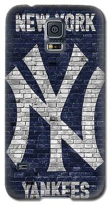 New York Yankees Galaxy S5 Cases