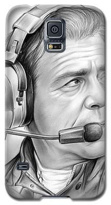 Nick Saban Galaxy S5 Case