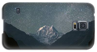 Mountain Galaxy S5 Cases