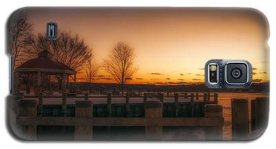 Northport Sunset Galaxy S5 Case