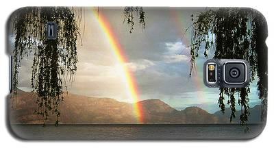 Okanagan Rainbow Galaxy S5 Case