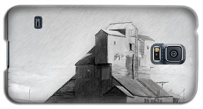 Old Grain Elevator Galaxy S5 Case