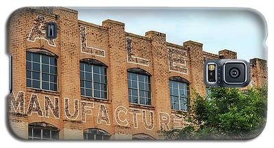Old Mill Building In Buford Galaxy S5 Case