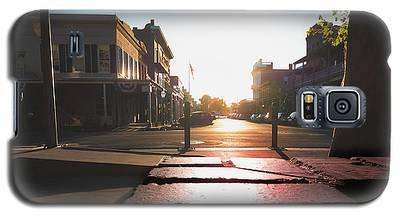 Old Sacramento Smiles- Galaxy S5 Case