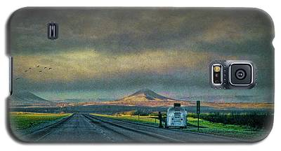 On The Road Again Galaxy S5 Case